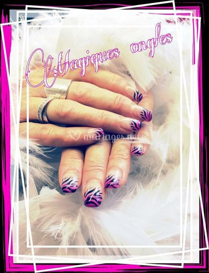 Tigre airbrush