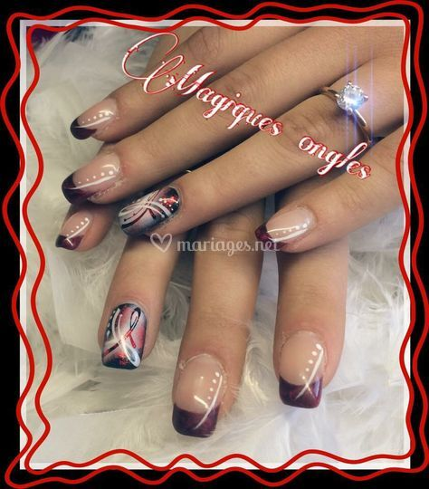 French foils airbrush