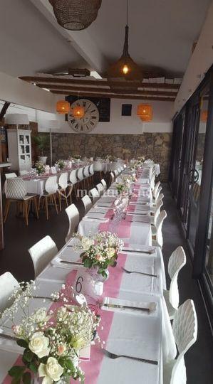 Salle 1 restaurant