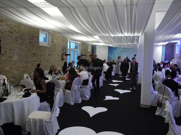 Salon de réceptions