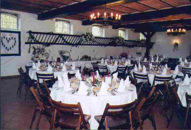 Salle de la bergerie