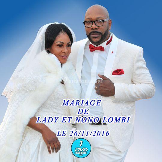 Mariage de Nono & Lady