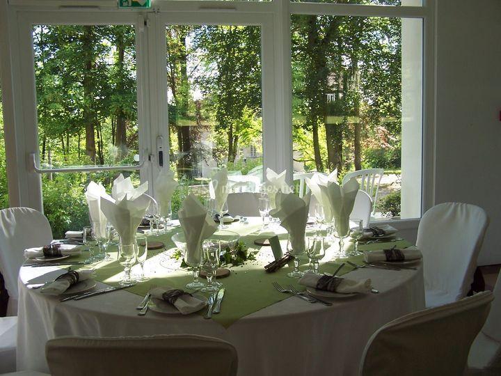 Salle mariage 77