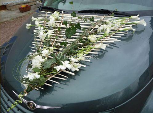 Fleurs de haute qualité