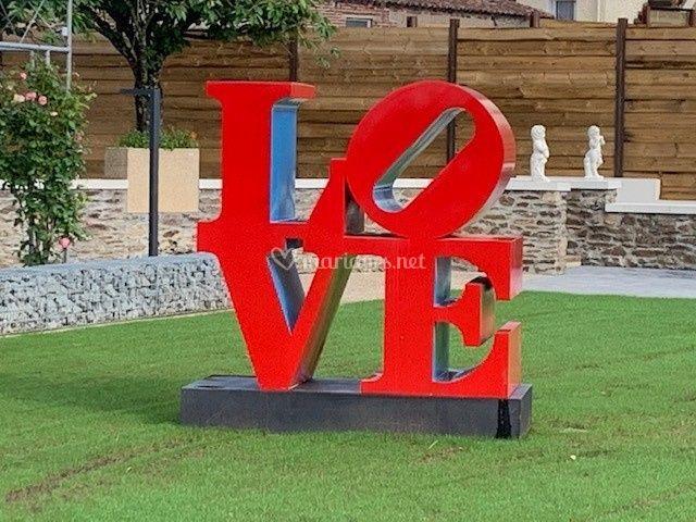 Love jardin