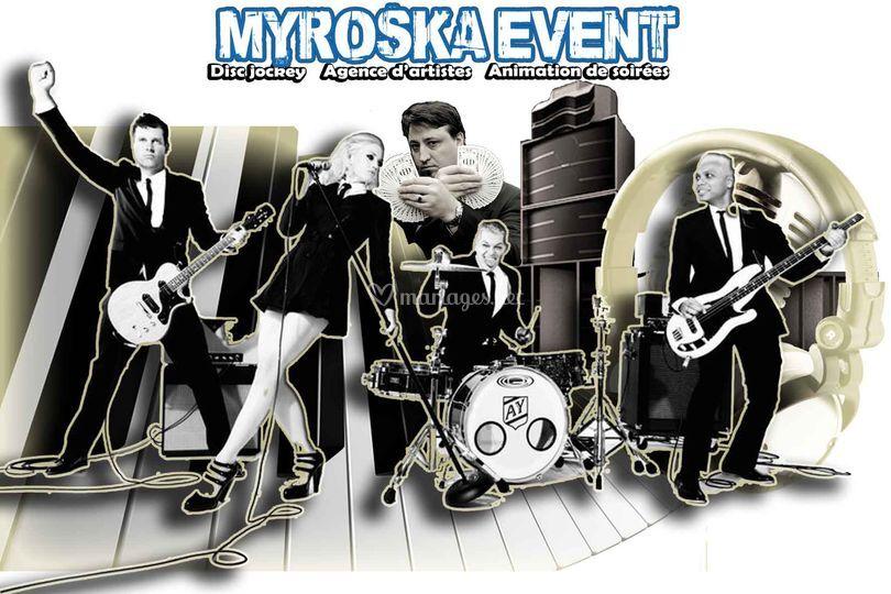 Dj perpignan,myroska events