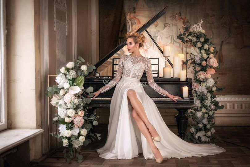 St Germain Wedding