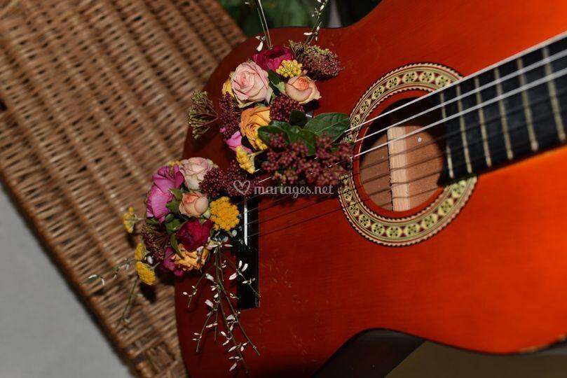 Vin d'honneur en musique