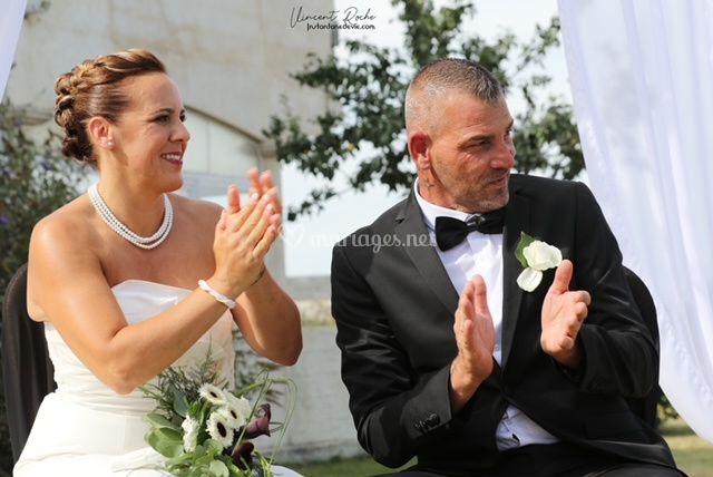 Ingrid et Christophe