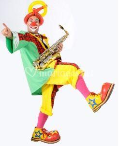 Clown Painsec