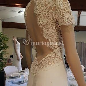 Robe de mariée A.Cosneau