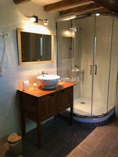 Salle de bain Odeur de Papaye