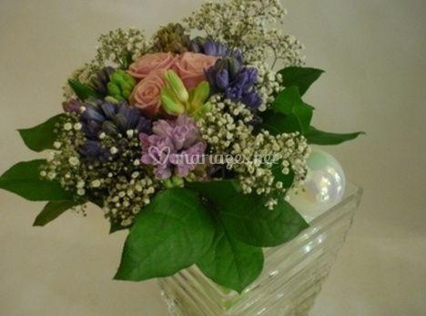 Bouquets personnalisés