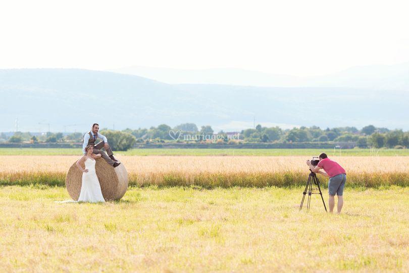 Shooting vidéo