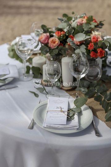 Mariage bohème chic Corse