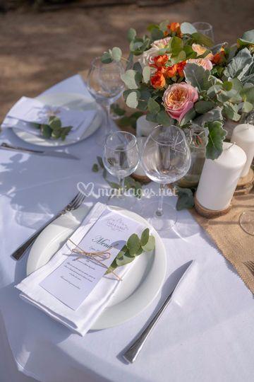 Mariage Simple et chic Corse