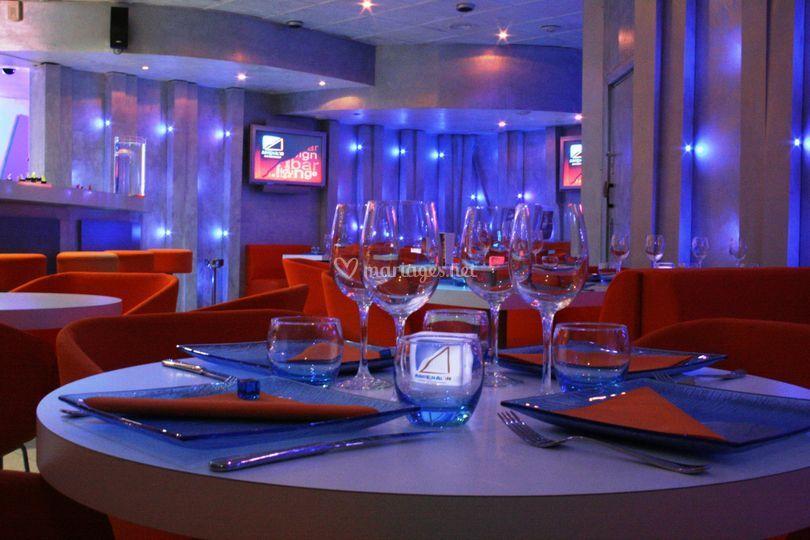 Restaurant l 'Adrénal'In 40 places