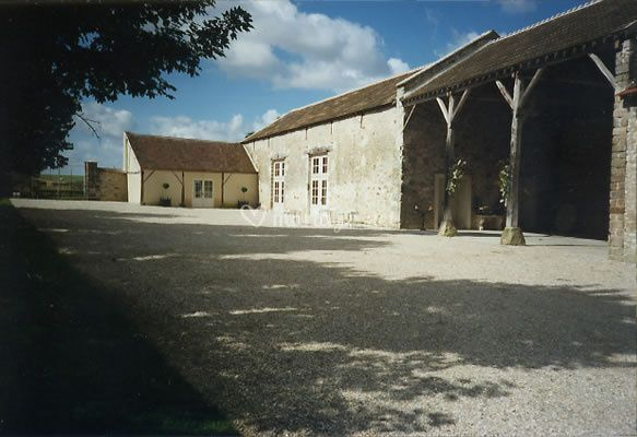 Cour du Prieuré