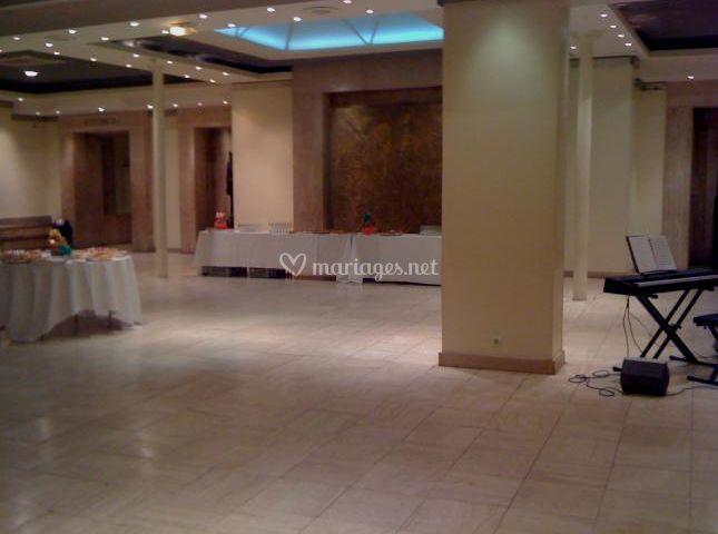 Grande salle de banquet