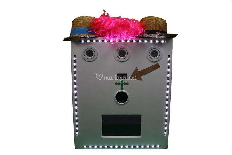 Photobooth radar
