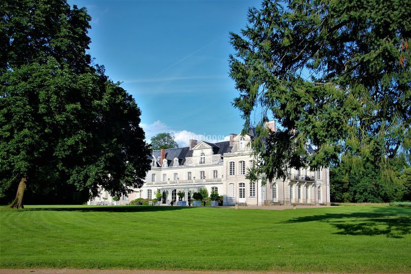 Le chateau des Briottieres