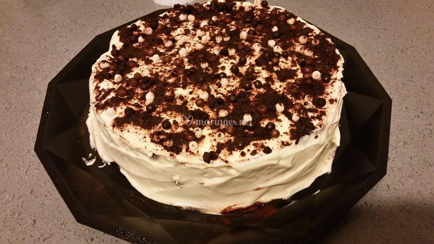 Gâteau de tiramisu