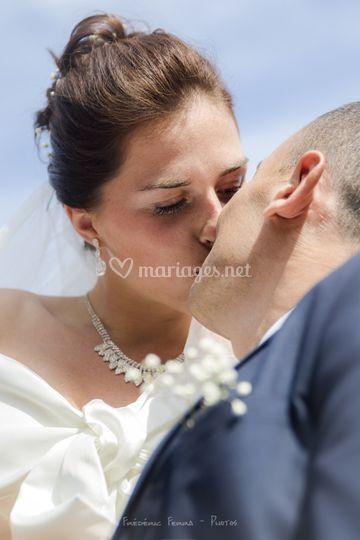 Un baiser qui en dit long