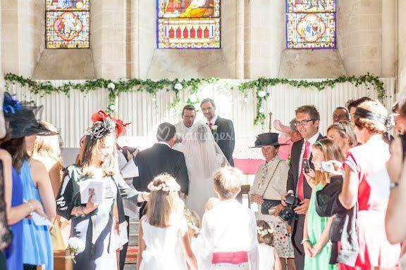 Une eucharistie