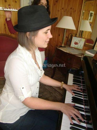 Pianiste et organiste