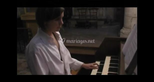 A l'orgue