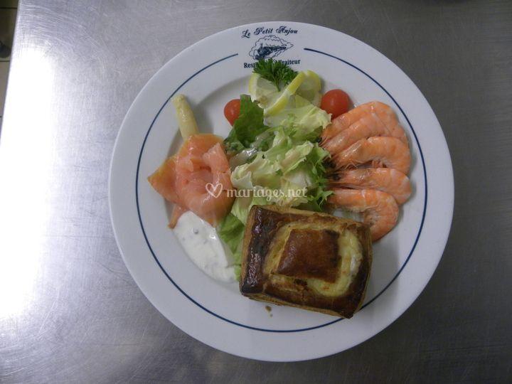 Salade du petit anjou