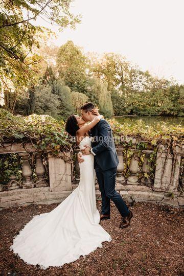 Séance mariés