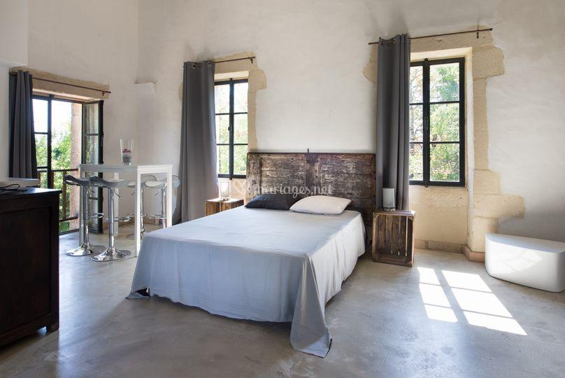 chambre de domaine de la baraque de s rignac photo 39. Black Bedroom Furniture Sets. Home Design Ideas