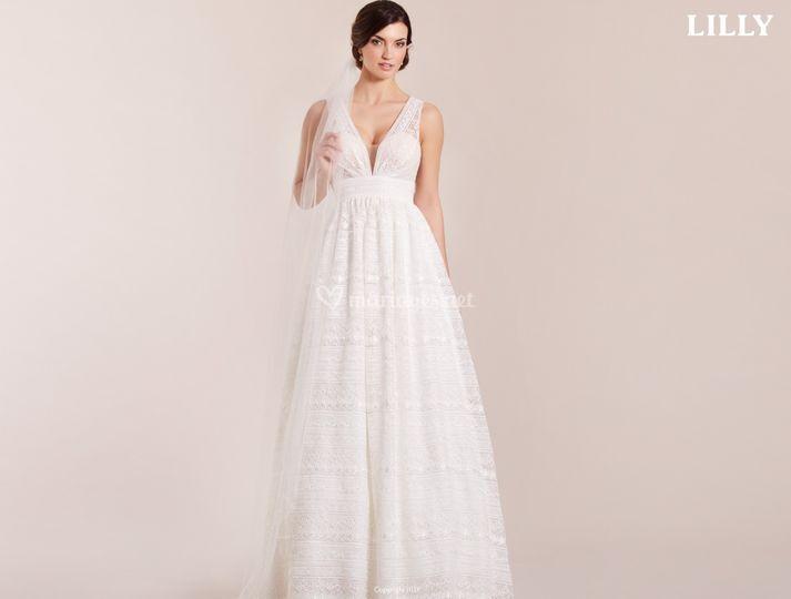 Robe Lilly 4058