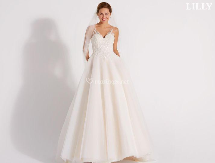 Robe Lilly 4105