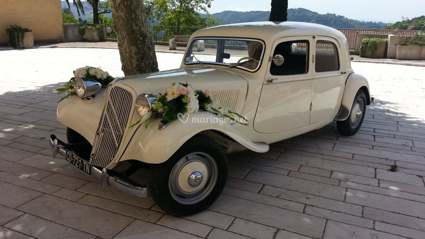 Traction Avant 11BN 1953