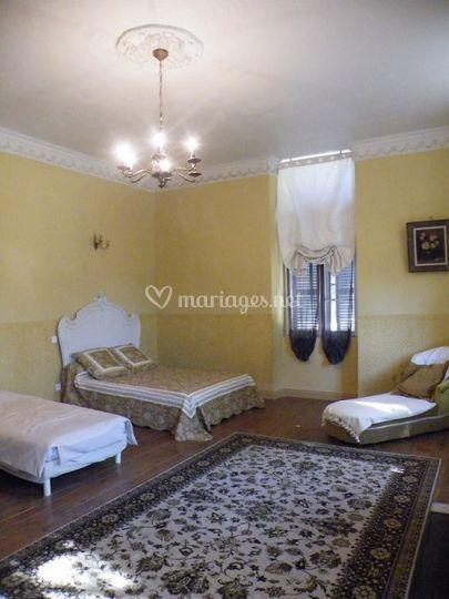 Chambre familiale 40m²