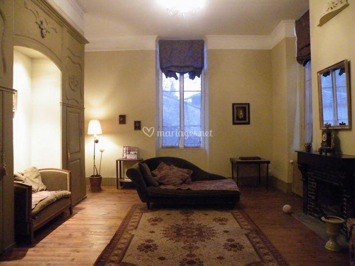 Grand salon 32m²