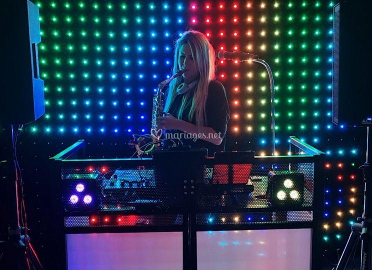 DJ mariage VAR sax 83