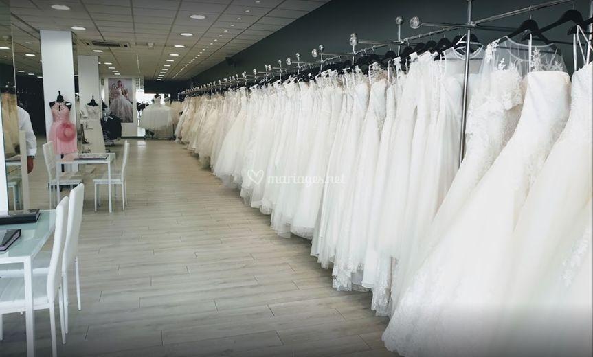 Des robes à l'infini
