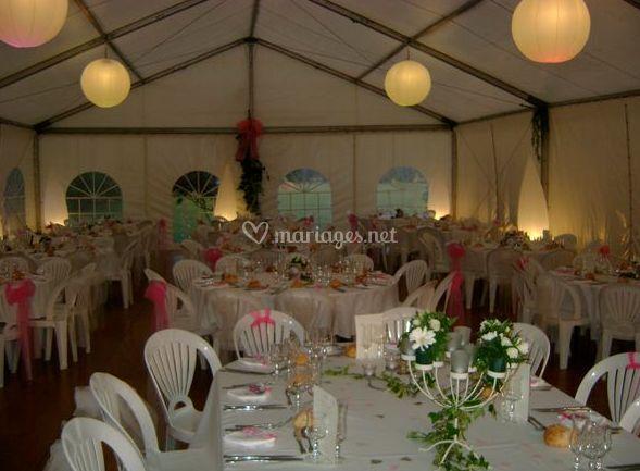 location materiel mariage agen