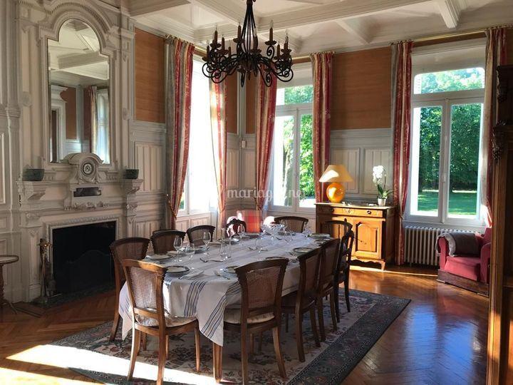 Salle à Manger Château