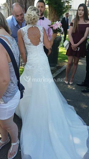 Habillee chez aurelia mariages