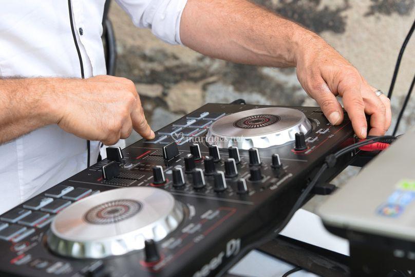 DJ à la Métairie
