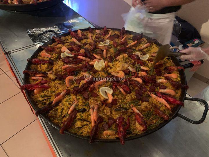 Paella 2019
