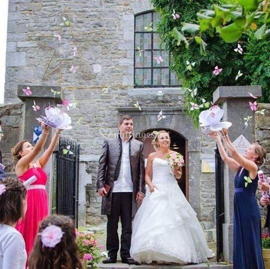 Mariage enchanteur