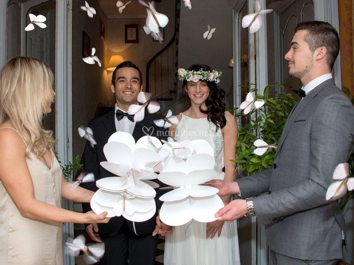 Mariage châtelain magique