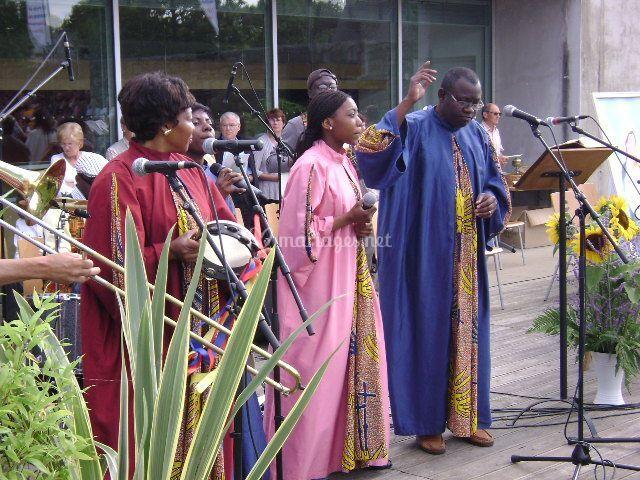 Gospel Bayina Tribe