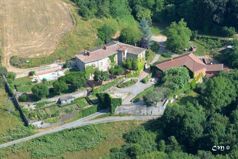 Le Château de charfetain