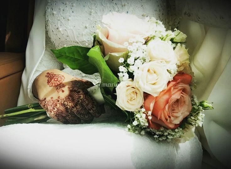 Bouquer de mariée